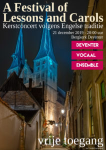 Concertposter FOLAC